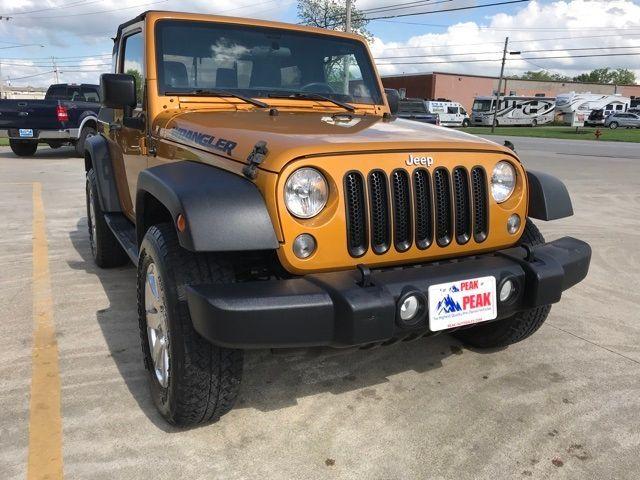 2014 Jeep Wrangler Sport in Medina, OHIO 44256