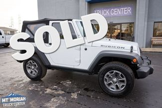 2014 Jeep Wrangler Rubicon   Memphis, TN   Mt Moriah Truck Center in Memphis TN
