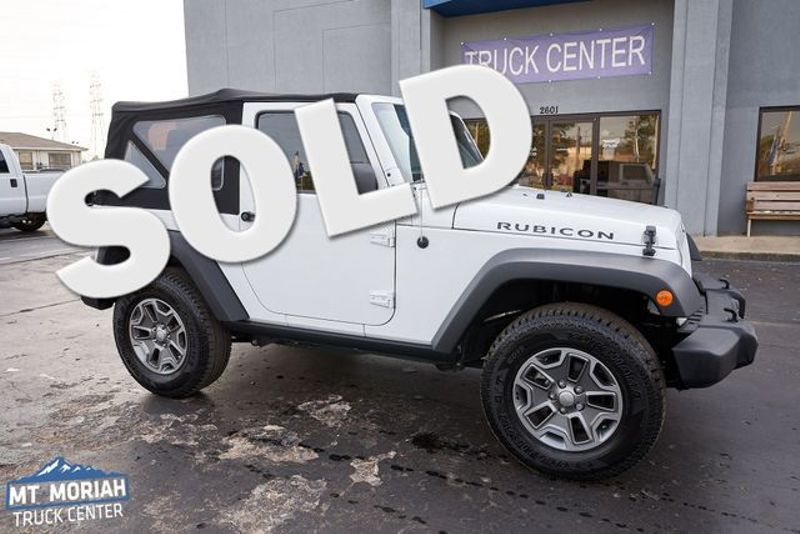 2014 Jeep Wrangler Rubicon | Memphis, TN | Mt Moriah Truck Center in Memphis TN