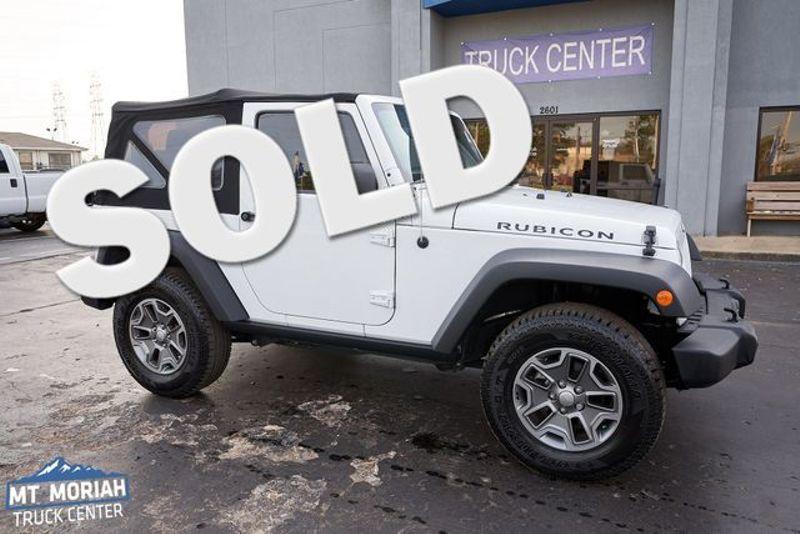 2014 Jeep Wrangler Rubicon | Memphis, TN | Mt Moriah Truck Center in Memphis TN