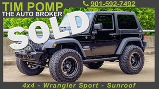 2014 Jeep Wrangler Sport   Memphis, Tennessee   Tim Pomp - The Auto Broker in  Tennessee