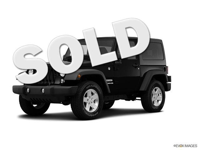 2014 Jeep Wrangler Sport Minden, LA