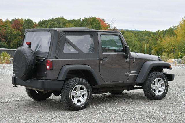 2014 Jeep Wrangler Sport Naugatuck, Connecticut 6