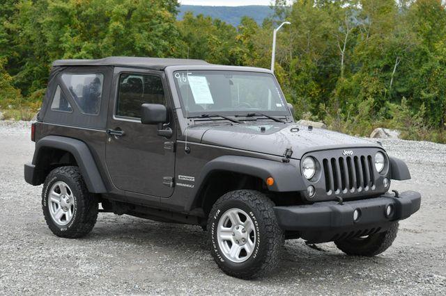 2014 Jeep Wrangler Sport Naugatuck, Connecticut 8