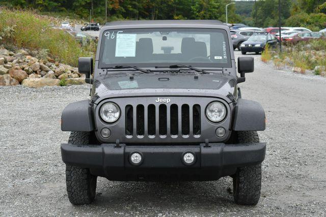 2014 Jeep Wrangler Sport Naugatuck, Connecticut 9