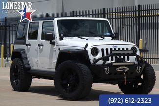2014 Jeep Wrangler Unlimited Sahara 4x4 in Plano, Texas 75093