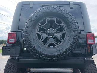 2014 Jeep Wrangler Willys Wheeler Riverview, Florida 11