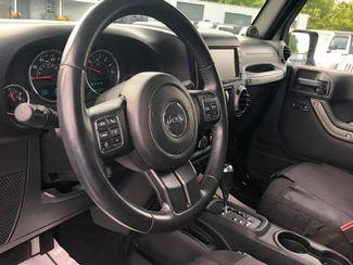 2014 Jeep Wrangler Willys Wheeler Riverview, Florida 14