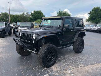 2014 Jeep Wrangler Willys Wheeler Riverview, Florida 6