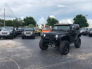 2014 Jeep Wrangler Willys Wheeler Riverview, Florida 7