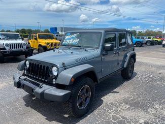 2014 Jeep Wrangler Unlimited Sport in Riverview, FL 33578