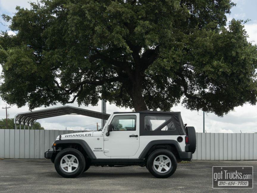 U003c 2014 Jeep Wrangler Sport 3.6L V6 4X4 In San Antonio Texas, ...
