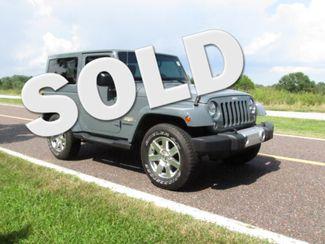 2014 Jeep Wrangler Sahara St. Louis, Missouri