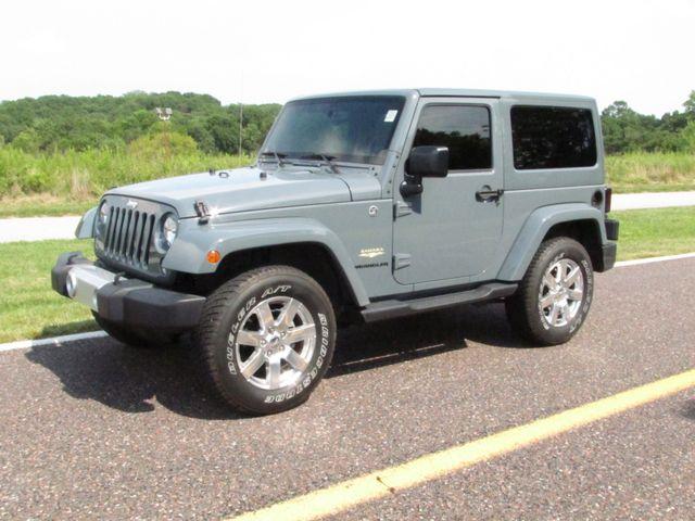 2014 Jeep Wrangler Sahara St. Louis, Missouri 1