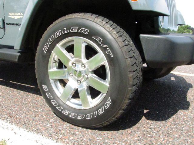 2014 Jeep Wrangler Sahara St. Louis, Missouri 9