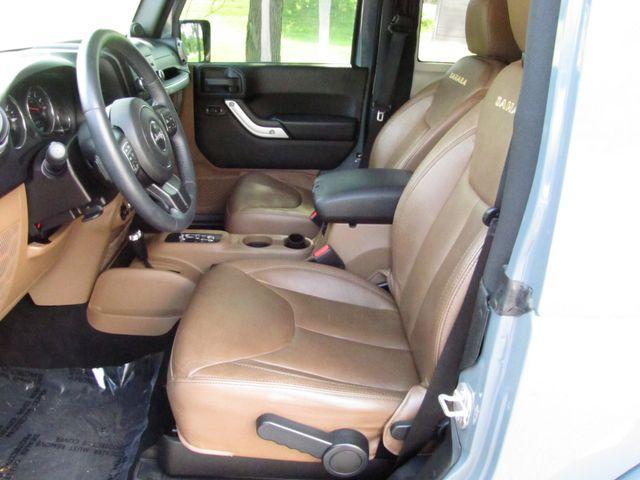 2014 Jeep Wrangler Sahara St. Louis, Missouri 16