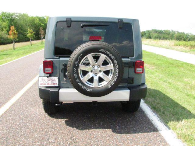 2014 Jeep Wrangler Sahara St. Louis, Missouri 4