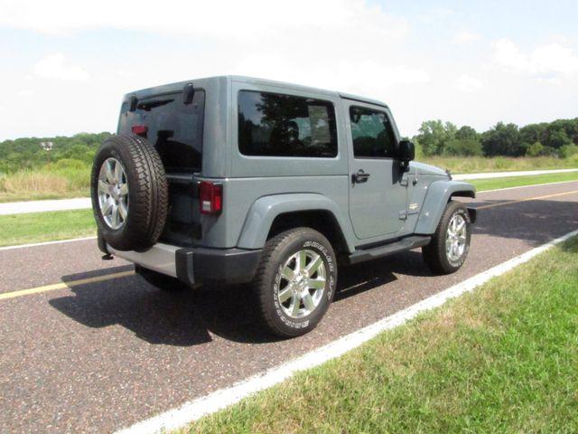 2014 Jeep Wrangler Sahara St. Louis, Missouri 5