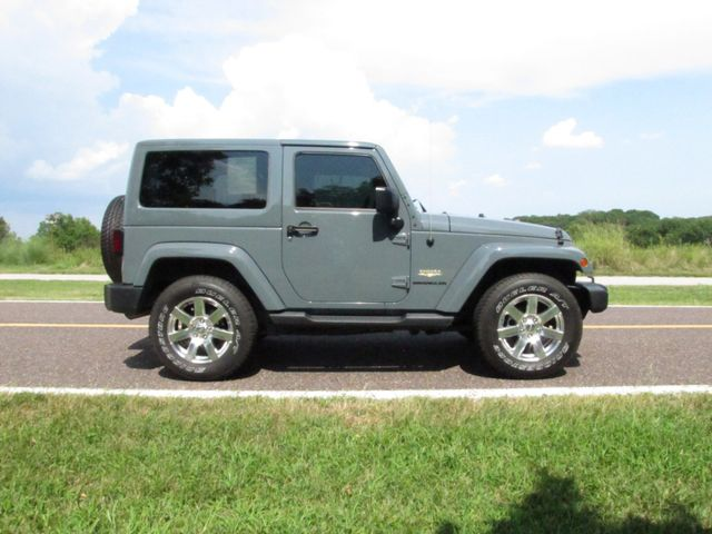 2014 Jeep Wrangler Sahara St. Louis, Missouri 6