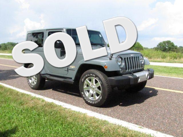 2014 Jeep Wrangler Sahara St. Louis, Missouri 0