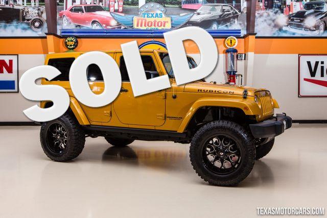 2014 Jeep Wrangler Unlimited Rubicon 4X4