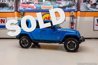 2014 Jeep Wrangler Unlimited Polar Edition 4X4 in Addison Texas, 75001