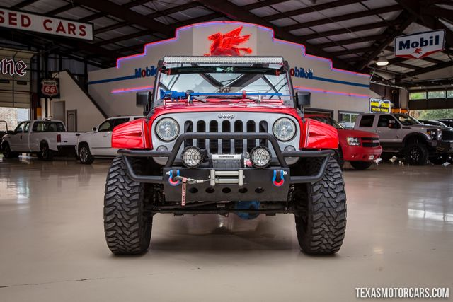 2014 Jeep Wrangler Unlimited Freedom Edition 4X4 in Addison Texas, 75001