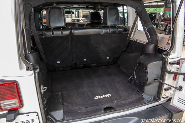 2014 Jeep Wrangler Unlimited Rubicon in Addison, Texas 75001