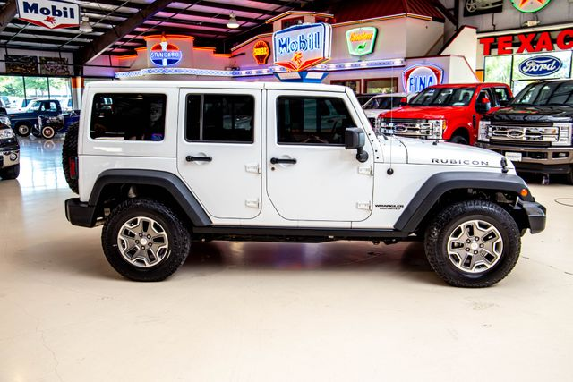 2014 Jeep Wrangler Unlimited Rubicon 4x4 in Addison, Texas 75001