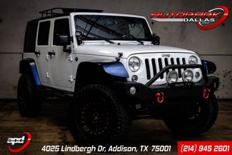 2014 Jeep Wrangler Unlimited Sport w/ Upgrades in Addison, TX 75001