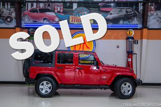 2014 Jeep Wrangler Unlimited Freedom Edition in Addison, Texas 75001