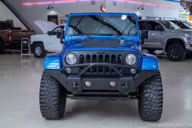 2014 Jeep Wrangler Unlimited Altitude in Addison, Texas 75001