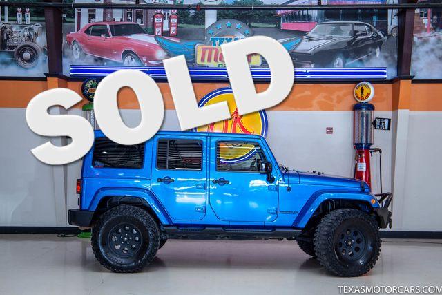 2014 Jeep Wrangler Unlimited Altitude