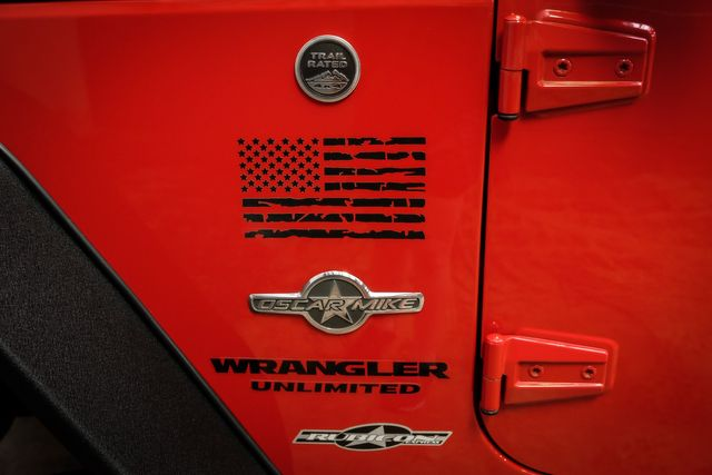 2014 Jeep Wrangler Unlimited Oscar Mike Freedom Edition in Addison, TX 75001