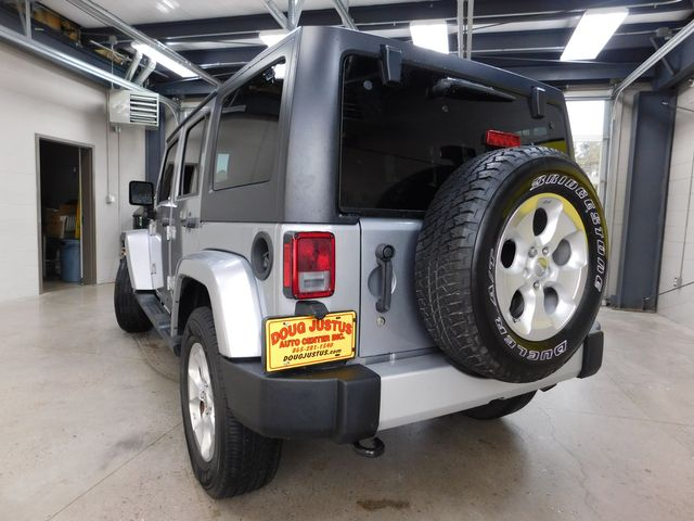 2014 Jeep Wrangler Unlimited Sahara in Airport Motor Mile ( Metro Knoxville ), TN 37777