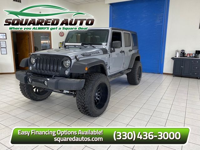 2014 Jeep Wrangler Unlimited Sport in Akron, OH 44320