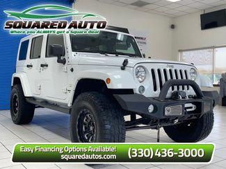 2014 Jeep Wrangler Unlimited Sahara in Akron, OH 44320