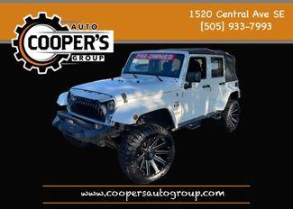 2014 Jeep Wrangler Unlimited Sahara in Albuquerque, NM 87106