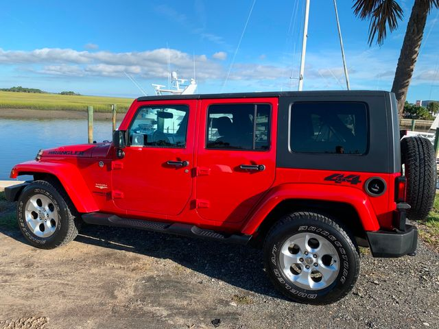 2014 Jeep Wrangler Unlimited Sahara in Amelia Island, FL 32034