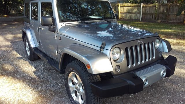 2014 Jeep Wrangler Unlimited Sahara in Amelia Island, FL 32034