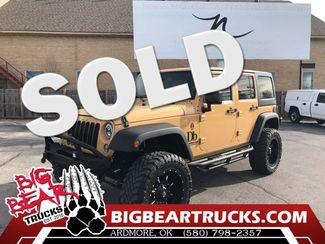 2014 Jeep Wrangler Unlimited Sport | Ardmore, OK | Big Bear Trucks (Ardmore) in Ardmore OK