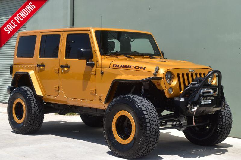 2014 Jeep Wrangler Unlimited Rubicon X | Arlington, TX | Lone Star Auto  Brokers, LLC