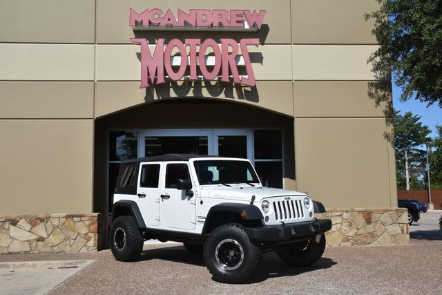 2014 Jeep Wrangler Unlimited Sport CENTRAL ALPS in Arlington, TX, Texas 76013