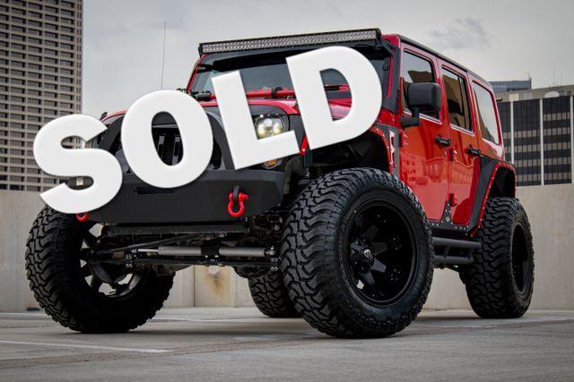 2014 Jeep Wrangler Unlimited Sahara Central Alps Edition