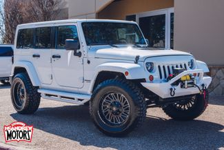 2014 Jeep Wrangler Sahara Central Alps unlimited in Arlington, Texas 76013