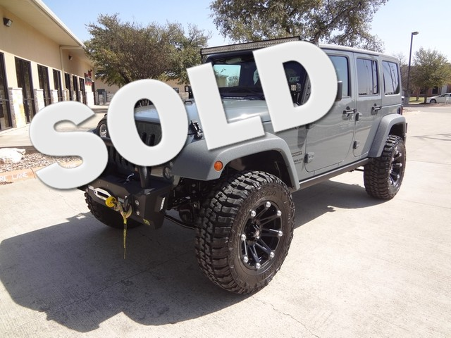2014 Jeep Wrangler Unlimited Sport Austin , Texas 0