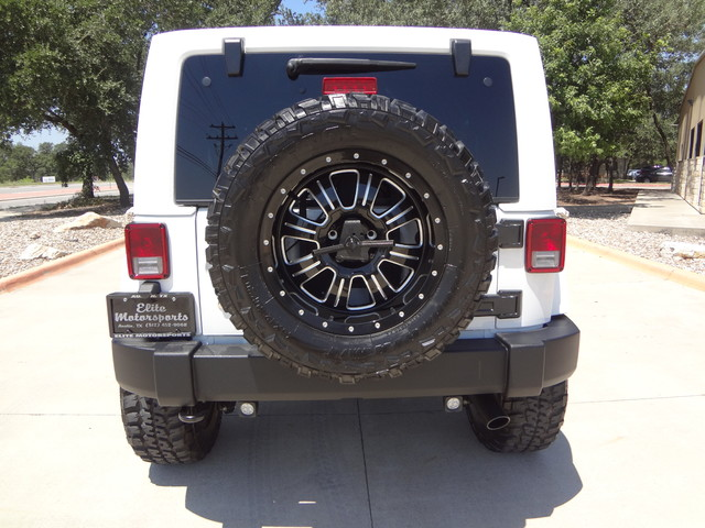 2014 Jeep Wrangler Unlimited Sport Austin , Texas 3