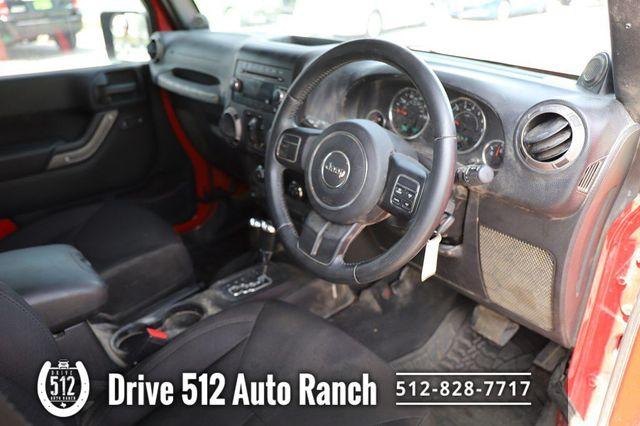 2014 Jeep Wrangler Unlimited Sport RHD in Austin, TX 78745