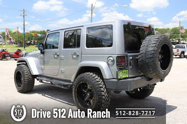 2014 Jeep Wrangler Unlimited Sahara in Austin, TX 78745