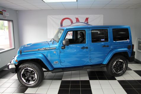 2014 Jeep Wrangler Unlimited Polar Edition in Baraboo, WI